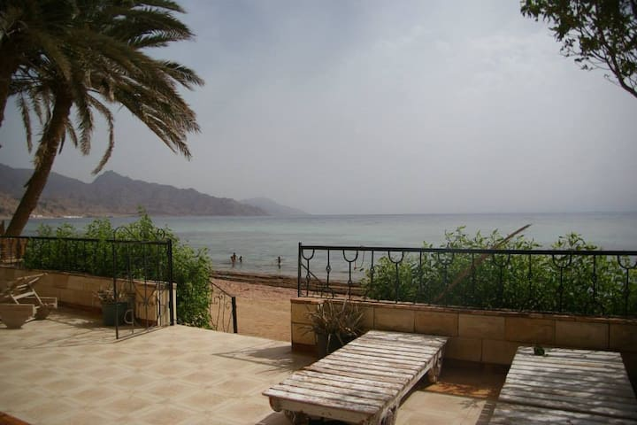 Cozy one bedroom beach apartment - Dahab