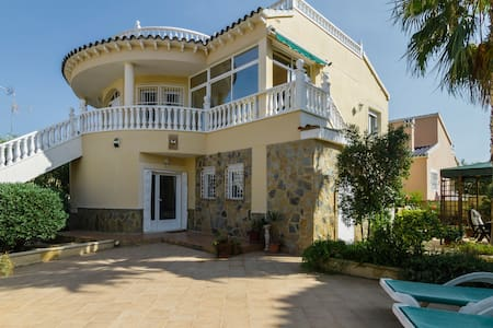 Comfortable Spacious Villa sea view - Pinar de Campoverde - Villa