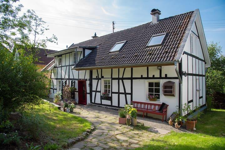 Ferien im Landhaus im Bergischen - Ruppichteroth