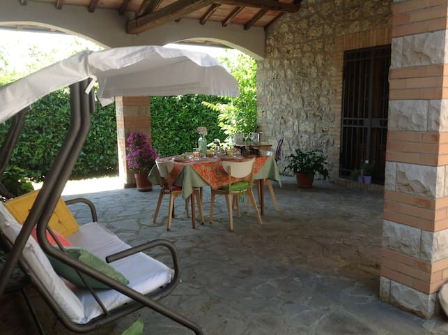 Podere Mandolino - Castiglione in Teverina - Villa
