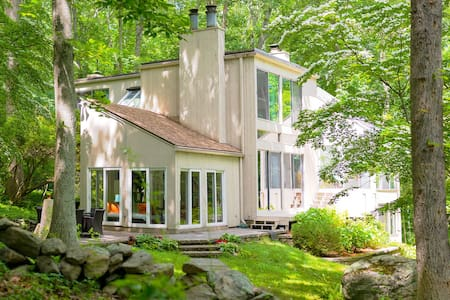 Modern Luxurious CT Country Home - Old Lyme