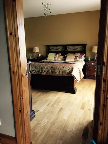 Double room with ensuite bathroom - Buncrana - Dům