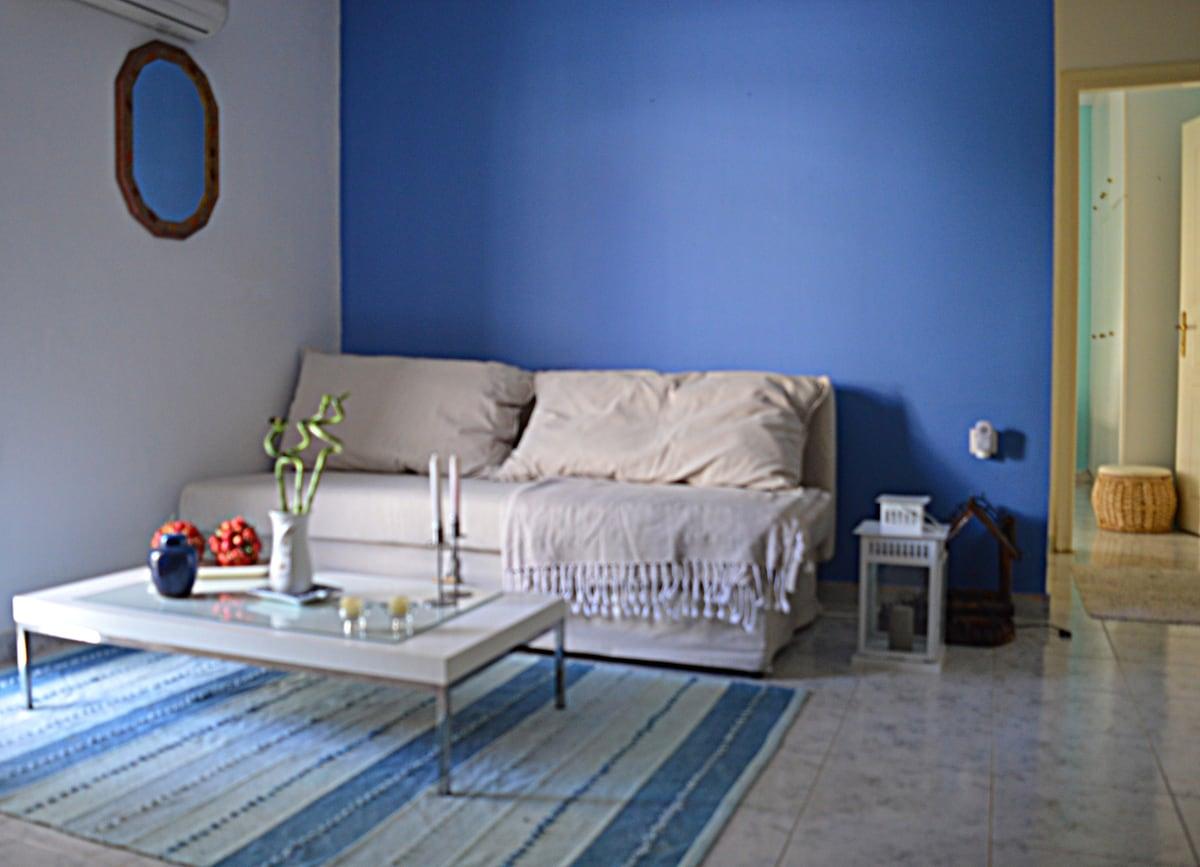 Апартаменты в Паралио Астрос у моря