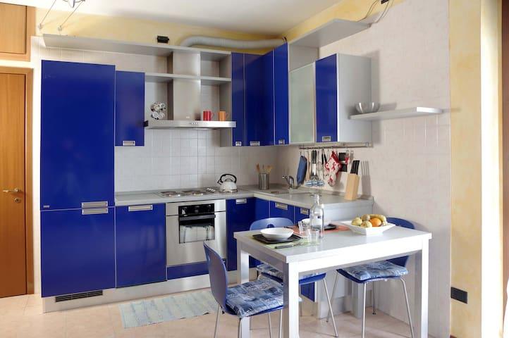 Tranquillo e luminoso monolocale - Novate Milanese - Wohnung