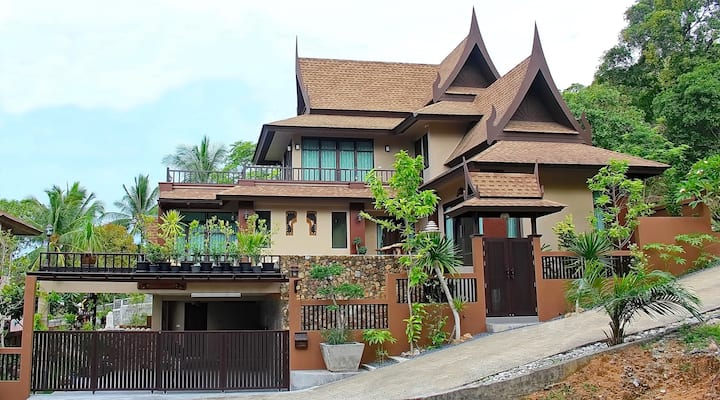 KOKOHOUSESAMUI POOL VILLA for rent