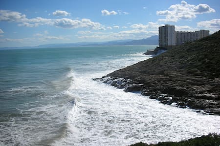 1a LINEA PLAYA, RELAX, ROCA, FARO - Faro de Cullera