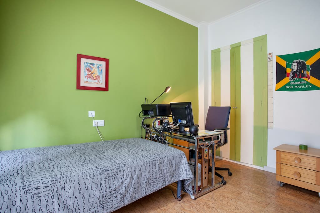 Habitacion amplia e iluminada casas en alquiler en val ncia comunidad valenciana espa a - Loquo valencia alquiler habitacion ...