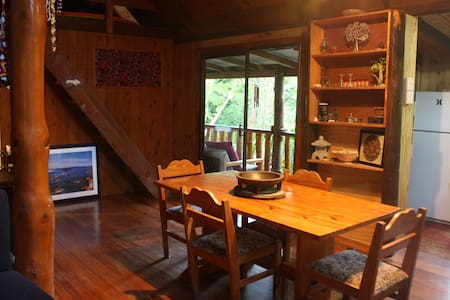 Rustic Hinterland Retreat - Diamond Valley - House
