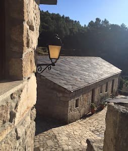 Quinta das Uchas, a mountain oasis. - Manhouce - Bed & Breakfast
