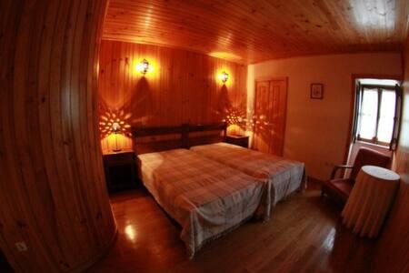 Quinta das Uchas, a mountain oasis. - Manhouce - Bed & Breakfast - 2