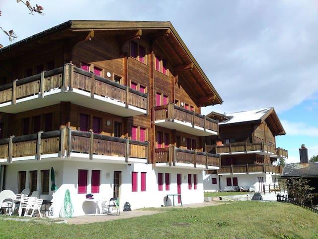 Tolle Ferienwohnung in Bellwald - Bellwald - Leilighet
