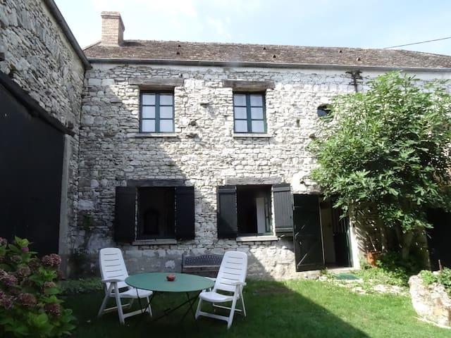 Maison de charme dans les Yvelines - Guerville - Dům
