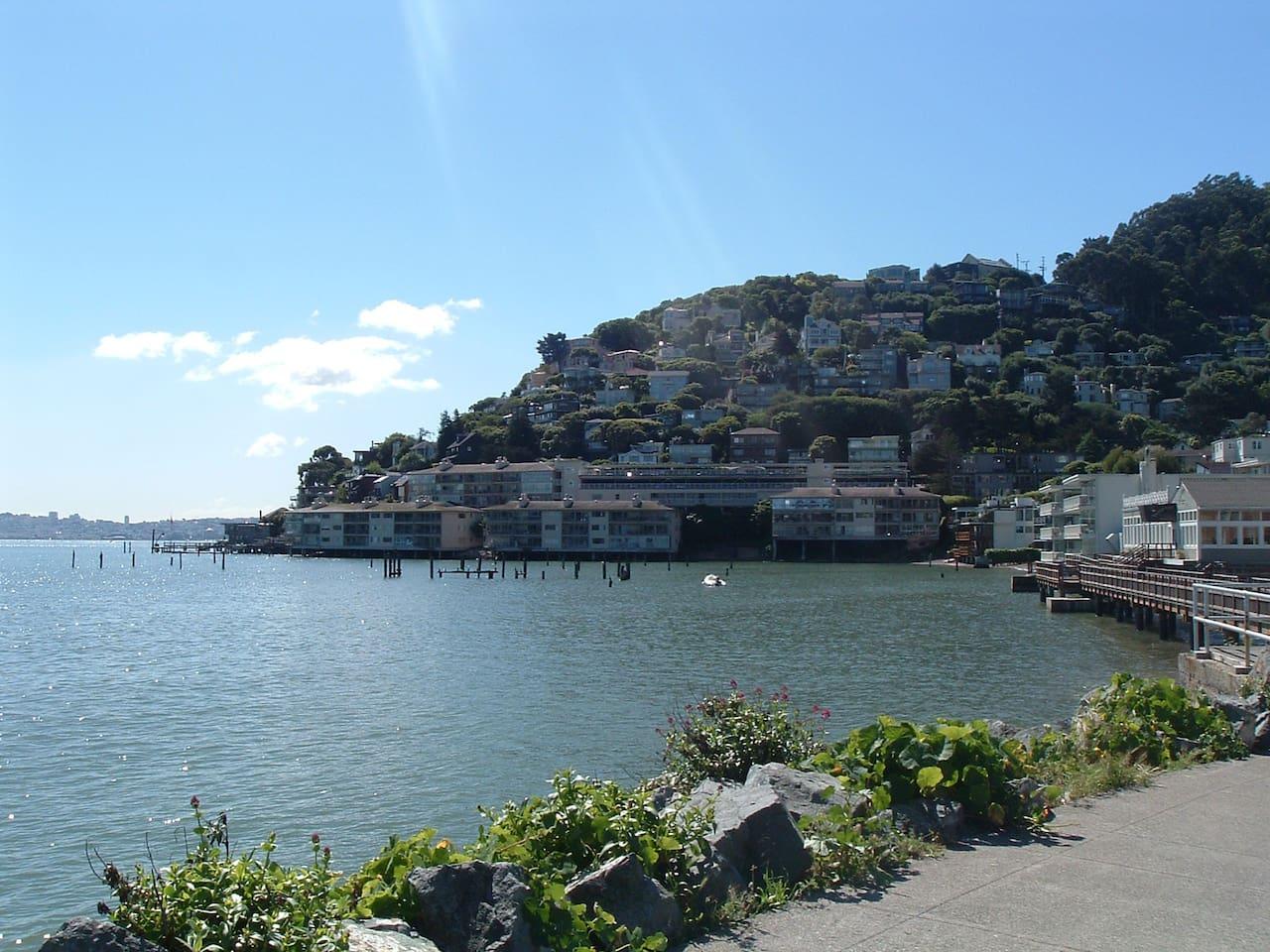 Welcome to the Amalfi Coast of California