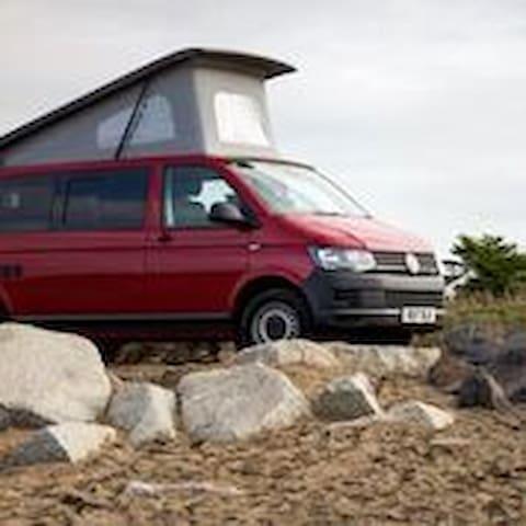 VW T6 Campervan Hire
