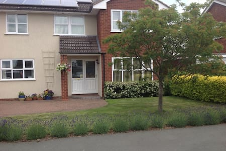 Comfortable House in quiet neighbourhood - Fladbury - Rumah