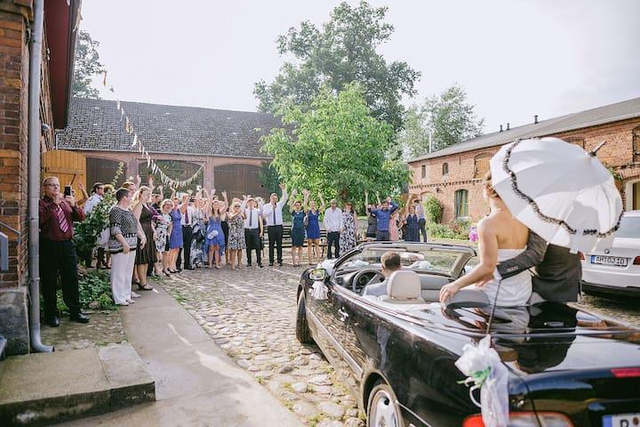 Hochzeit in der Landscheune - Halenbeck-Rohlsdorf - Другое