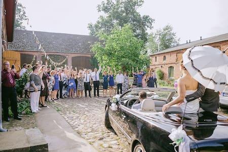 Hochzeit in der Landscheune - Halenbeck-Rohlsdorf
