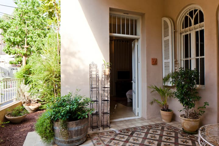 Tel Aviv Neve Tzedek Dream Home