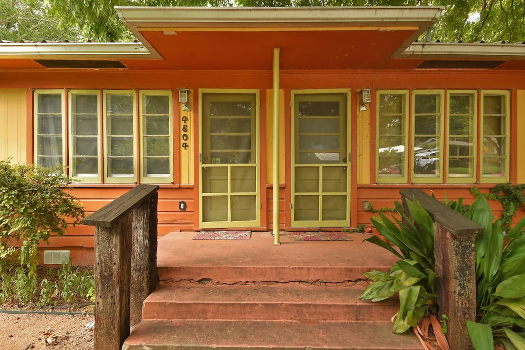 Left side front door