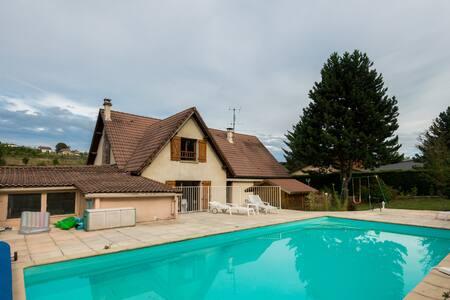 objectif piscine et détente !! - Allonzier-la-Caille