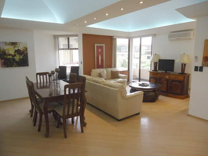 Fully furnished Penthouse for rent