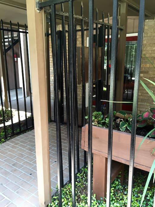 Door Gate