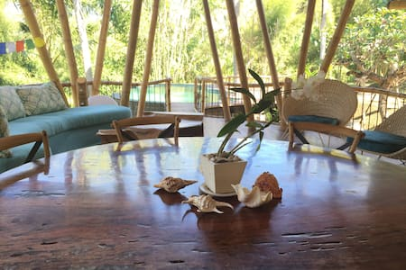 Bamboo Eco Luxury Retreat