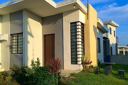 A home, away from your home. - Calamba - Rumah