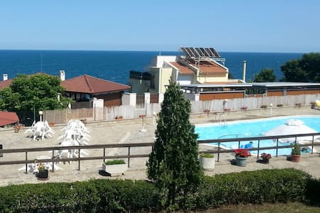 Quiet haven with Black Sea views - Созополь