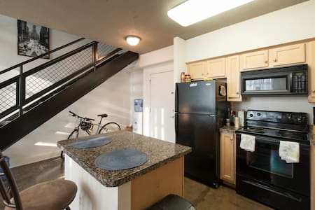 DOWNTOWN DC! 1 BR / 1 FULL BATH in 2-Floor Loft - Washington - Apartment