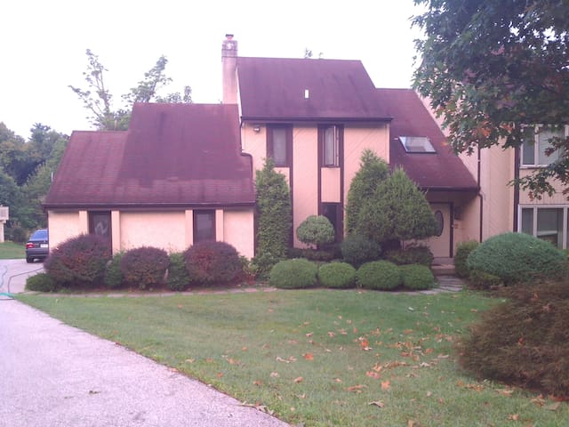 Exclusive Rooms 6 minutes from Pope - Wynnewood - Haus