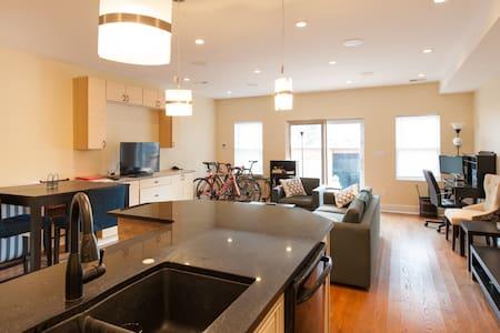 1 Bedroom Apt One Block From Metro - Washington - Apartment