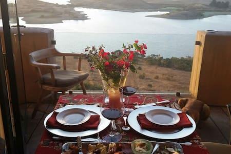 Luxury Manor. Serene lake views.202 - Nicasio - 獨棟