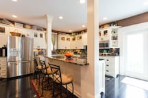 Access to kitchen so you can cook your own meals