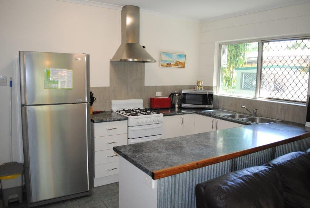 Well equipped kitchens. 56B