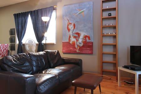 Inner City Character Home - Calgary - Casa