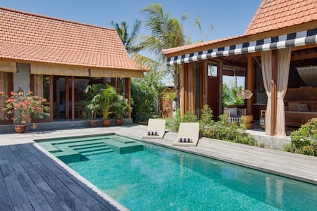 Romantic Bed & Breakfast, Canggu J1 - North Kuta