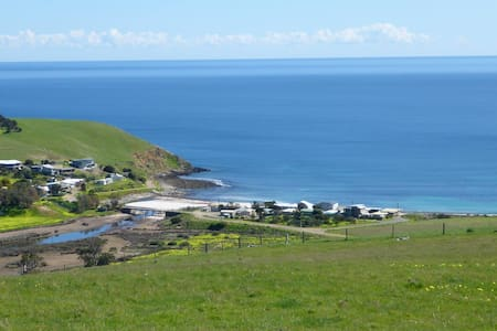 Myponga Beach - Sea Views and Relax - Myponga Beach