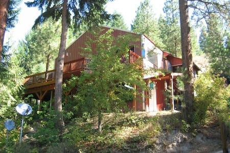 La Casa Díaz - Leavenworth - Casa