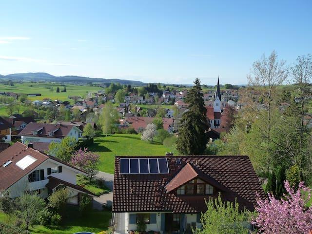 Sternenblick-Allgäu F**** - Sulzberg - Leilighet
