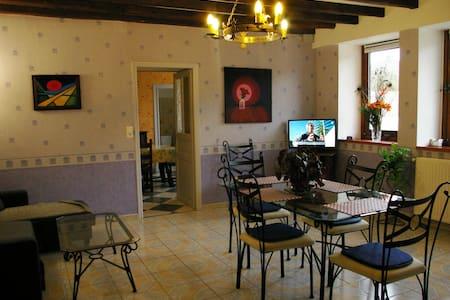 Gite chez JO - Longchamp-sur-Aujon - Casa