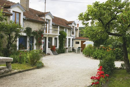 Gite chez JO - Longchamp-sur-Aujon - Haus