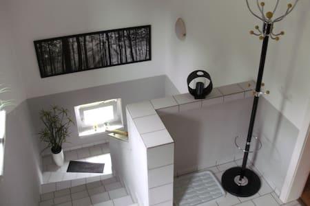 Gemütliche Wohnung nah bei Köln - Wermelskirchen - Leilighet