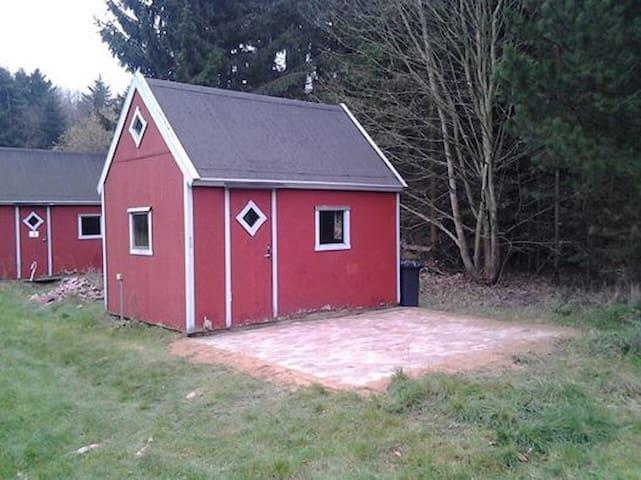 Bedstedhaves hytter, alt du behøver - Ringsted - Cabin