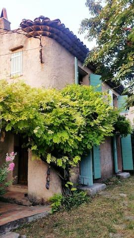 Le Bastidon - Rougiers - Casa