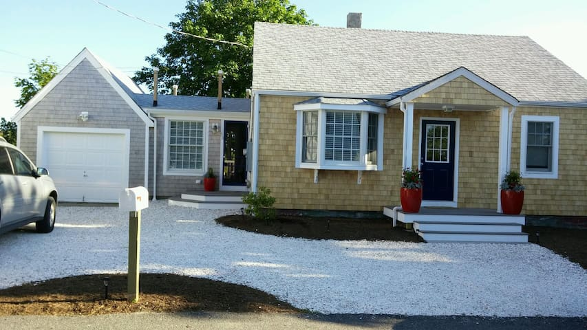 WestEnd Cape, Private Yard, parking