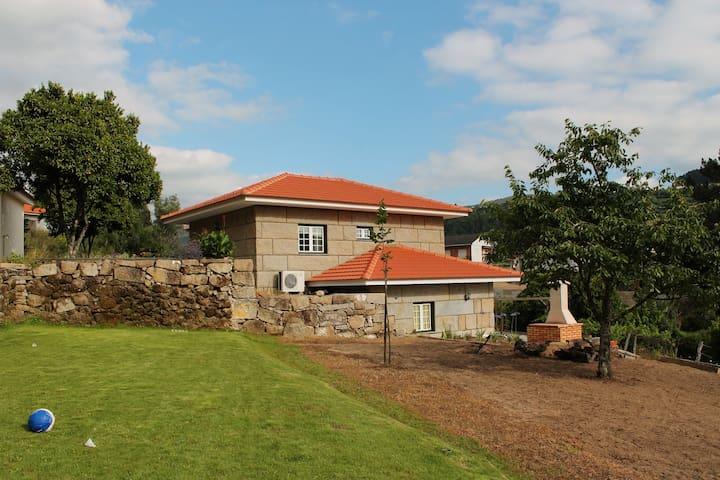 Quinta do Sobreiro - São Lourenço do Douro - Rumah