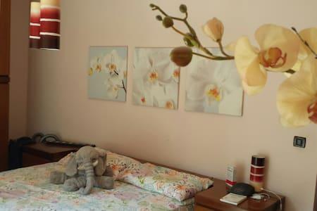 Camera matrimoniale con balconcino - Cavriago