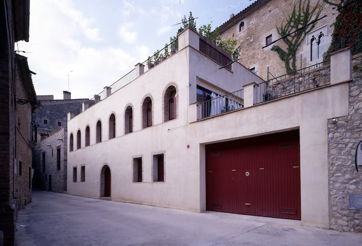 LOS ARCOS - Sant Mori - Casa