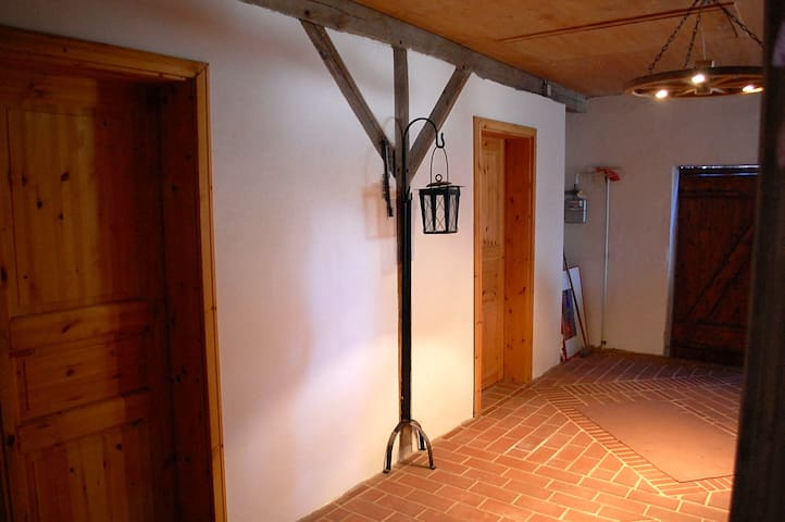 Heller Raum im idyllischen Resthof - Schneverdingen
